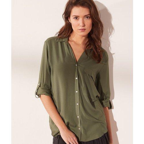 Chemise avec poche - NOVIE - 34 -  - Etam - Modalova