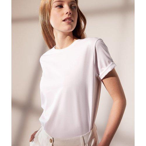 T-shirt col rond - Maggie - XL - - Etam - Modalova