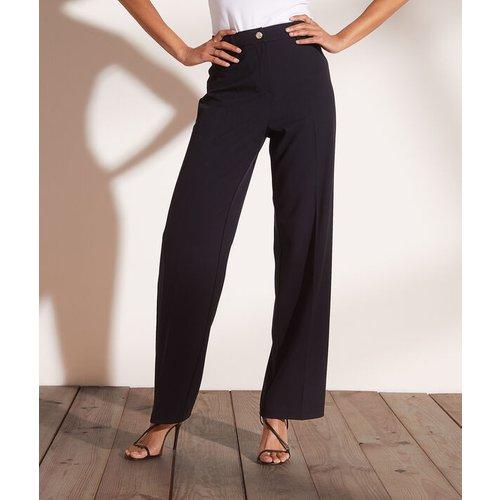 Pantalon large à pinces - OFFICY - 34 -  - Etam - Modalova