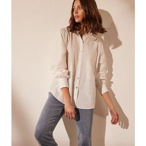 Chemise avec boutons dans le dos - LOLA - L -  - Etam - Modalova