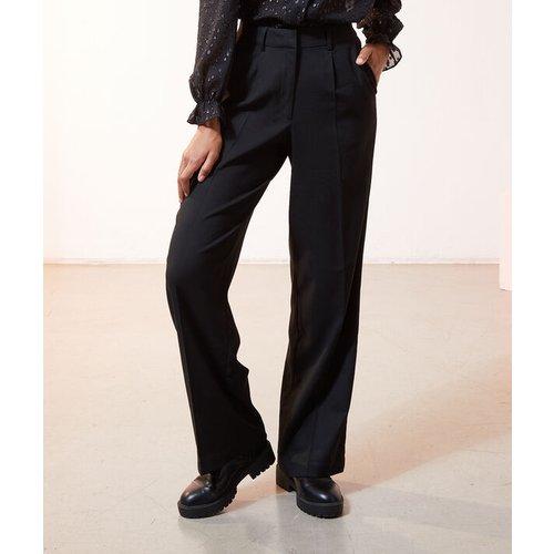Pantalon large à pinces - VERONIKA - 38 -  - Etam - Modalova