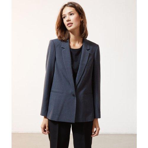 Veste de tailleur à carreaux - ZAO - 34 -  - Etam - Modalova