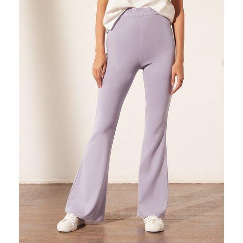 Pantalon de jogger large - Boot Sporty - XS - - Etam - Modalova