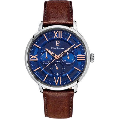 Montre Collection Beaucour Bleu - Pierre Lannier - Modalova