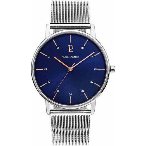 Montre Collection Elegance Style Bleu - Pierre Lannier - Modalova