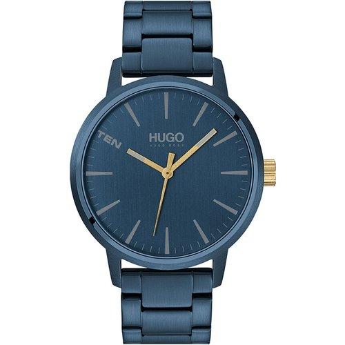 Montre Hugo Stand Bleu - HUGO - Modalova