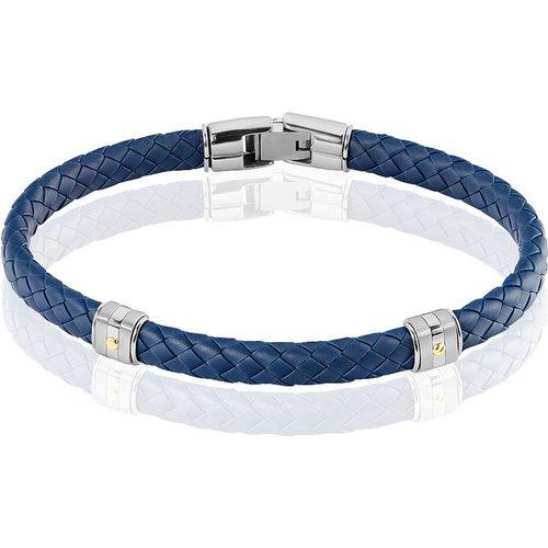 Bracelet Allana Or Acier Bicolore - Jourdan - Modalova