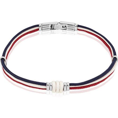 Bracelet Floryseae Acier Blanc - Jourdan - Modalova