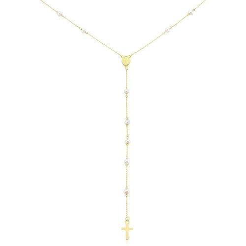 Collier Vesta Or Perle De Culture - Histoire d'Or - Modalova