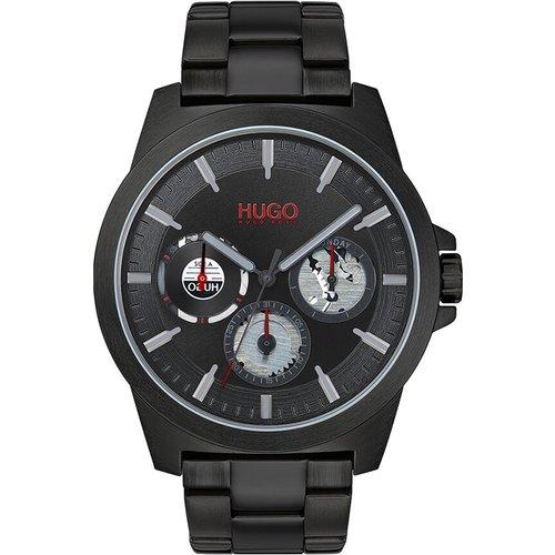 Montre Hugo Twist Noir - HUGO - Modalova