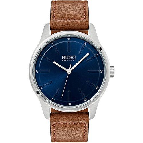 Montre Hugo Casual Bleu - HUGO - Modalova