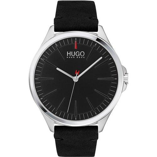 Montre Hugo Smash Noir - HUGO - Modalova