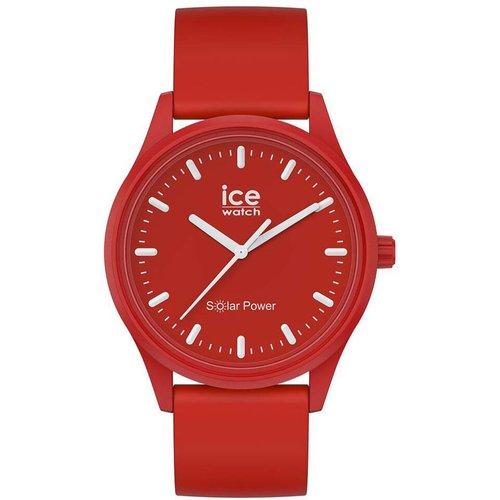 Montre Ice Watch Solar Power Rouge - Ice Watch - Modalova