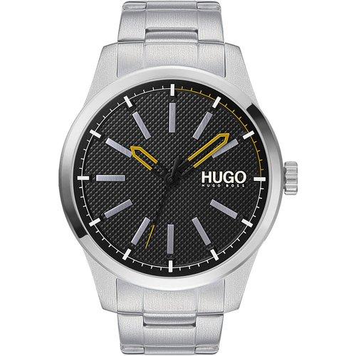 Montre Hugo Invent Noir - HUGO - Modalova