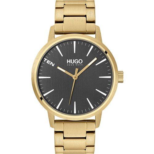 Montre Hugo Stand Gris - HUGO - Modalova