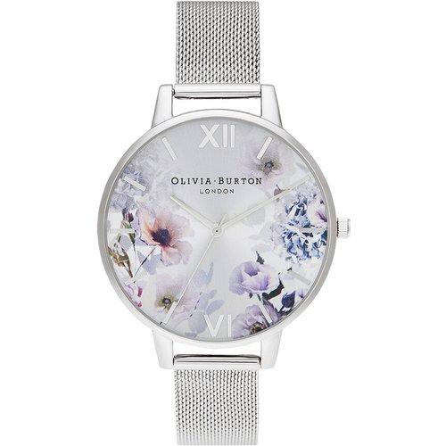 Montre Sunlight Florals Argent - Olivia Burton - Modalova