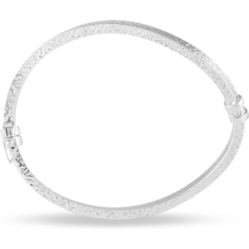 Bracelet Jonc Safietouae Argent - Histoire d'Or - Modalova
