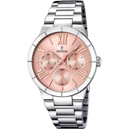 Montre Boyfriend Collection Rose - Festina - Modalova