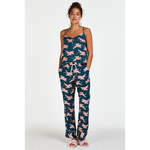 Pantalon de pyjama Woven - Hunkemöller - Modalova