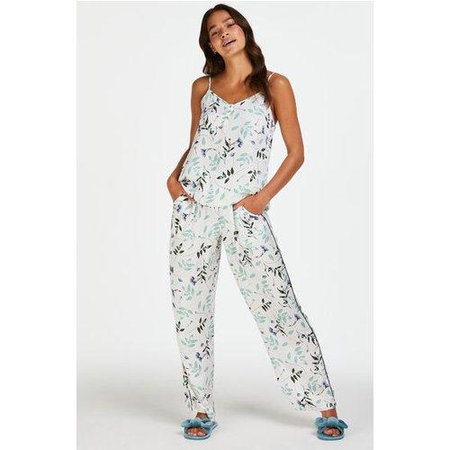 Pantalon de pyjama tissé - Hunkemöller - Modalova