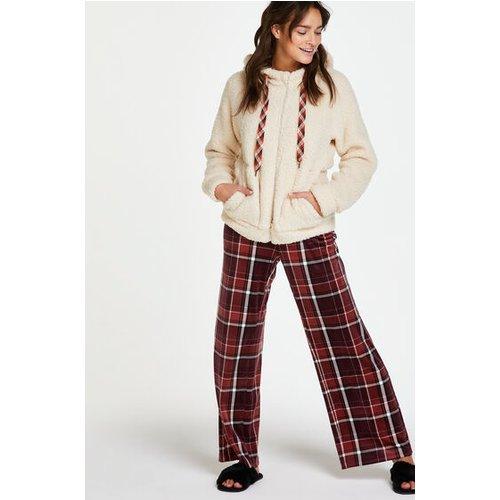 Petite Pantalon de pyjama Velours - Hunkemöller - Modalova