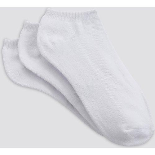Lot 3 paires de chaussettes basses - Jules - Modalova