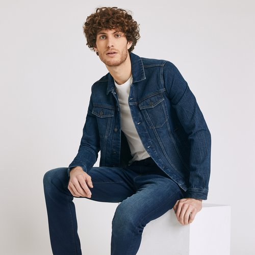 Veste en jean Bleu Homme - Jules - Modalova