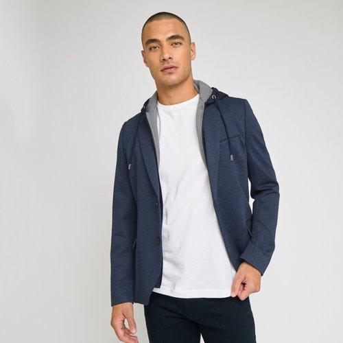 Veste 2 en 1 à capuche Bleu Homme - Jules - Modalova