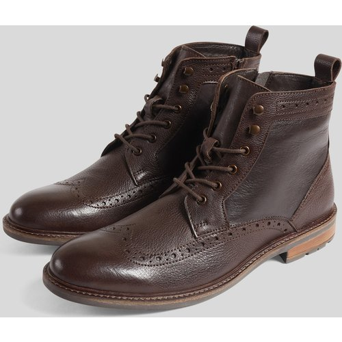 Boots montantes fleuries - Jules - Modalova