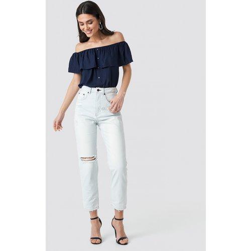 Donna Off Blue Jeans - Blue - Cheap Monday - Modalova