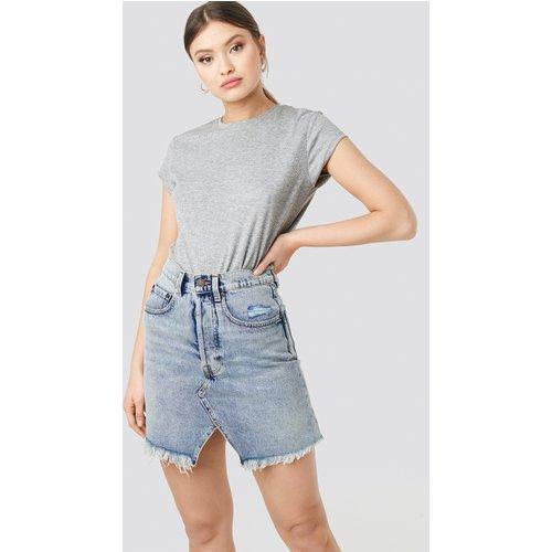 Cheap Monday Shrunken Skirt - Blue - Cheap Monday - Modalova