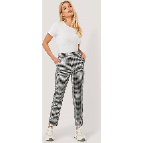 Pantalon De Costume - Multicolor - Nicole Mazzocato x NA-KD - Modalova