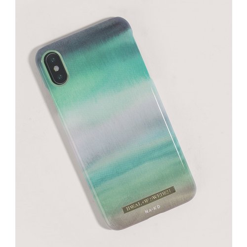 IPhone X/XS Case - Green - Ideal Of Sweden x NA-KD - Modalova