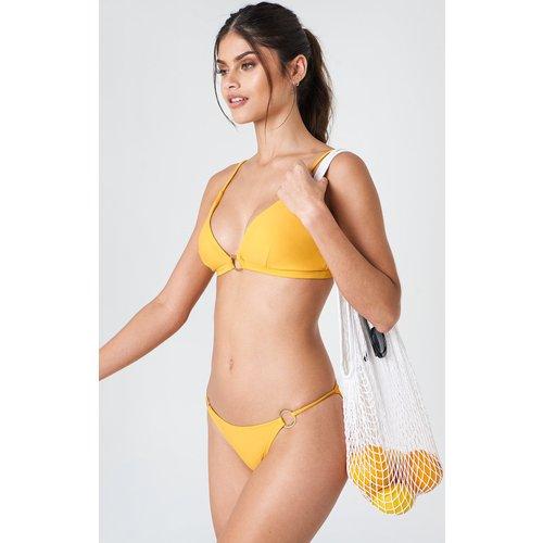 Circle Detai Bikini Panty - Yellow - J&K Swim X NA-KD - Modalova