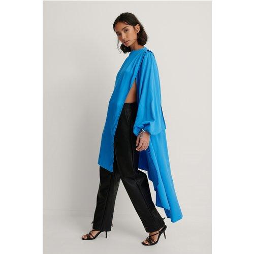 Caftan - Turquoise - Dressing Up At Home x NA-KD - Modalova