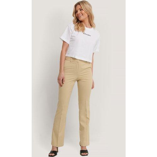 Pantalon De Costume - Beige - Sisters Point - Modalova