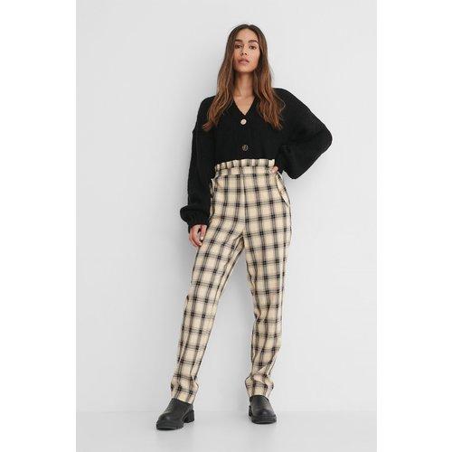 Pantalon - Multicolor - Lisa-Marie Schiffner x NA-KD - Modalova