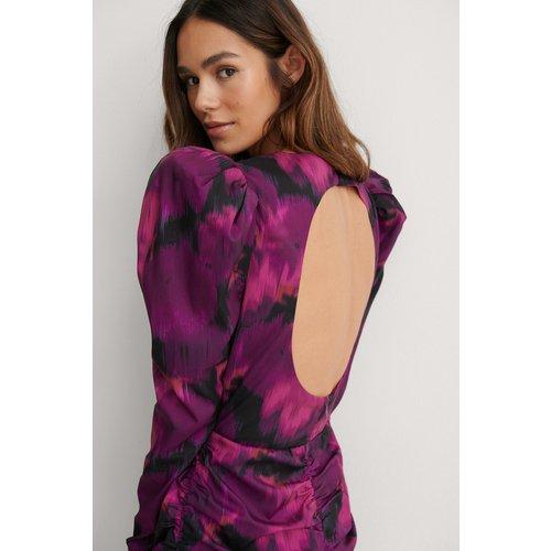 Robe Mini - Multicolor - Lizzy x NA-KD - Modalova