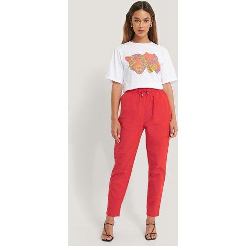 Pantalon De Survêtement - Red - Lizzy x NA-KD - Modalova