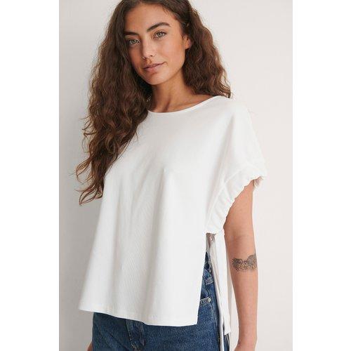 MANGO Tee-Shirt - White - Mango - Modalova