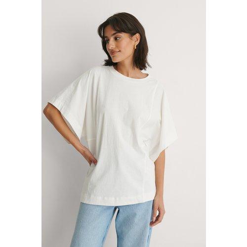 MANGO Biologique T-shirt - White - Mango - Modalova
