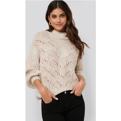 MANGO Tornado Sweater - Beige - Mango - Modalova