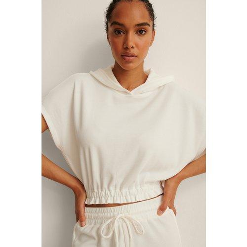 MANGO Sweat-shirt Texturé - White - Mango - Modalova