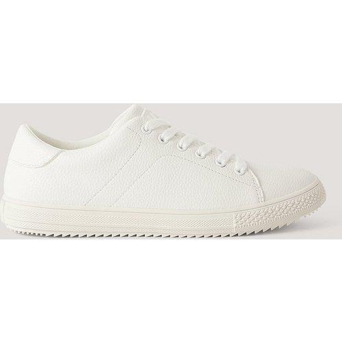 Baskets De Tennis Basiques - White - NA-KD Shoes - Modalova