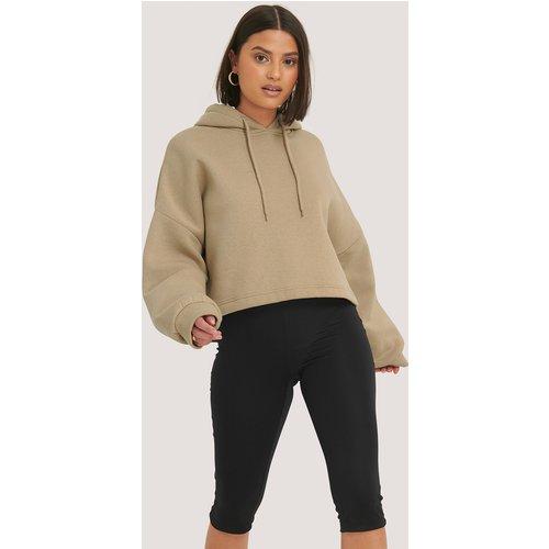 Pantalons Taille Haute - Black - NA-KD Trend - Modalova