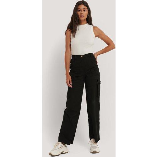 Big Pocket Cargo Pants - Black - Misslisibell x NA-KD - Modalova