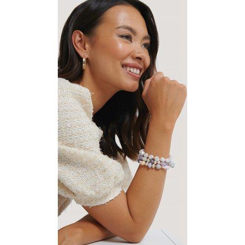 Bracelet De Perles En Couches Colorées - Multicolor - NA-KD Accessories - Modalova
