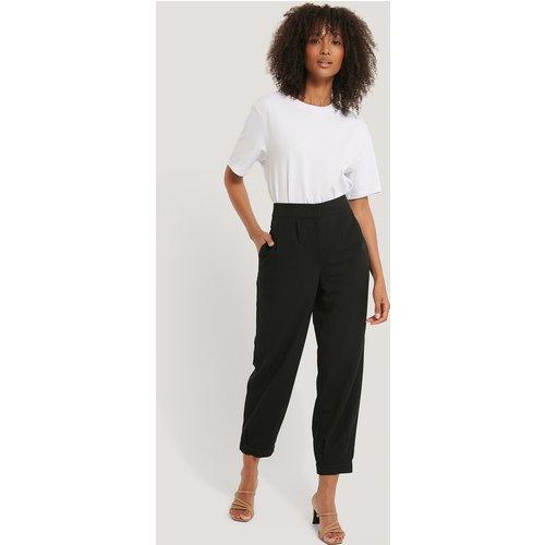 Pantalon De Costume - Black - NA-KD Classic - Modalova
