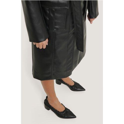 NA-KD Shoes Elastic Pumps - Black - NA-KD Shoes - Modalova