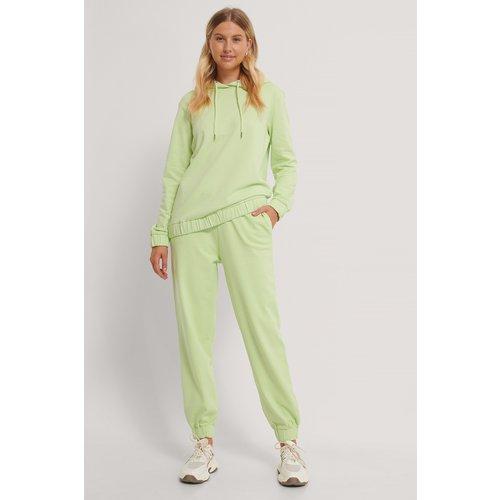 Pantalon De Survêtement - Green - Emilie Malou x NA-KD - Modalova